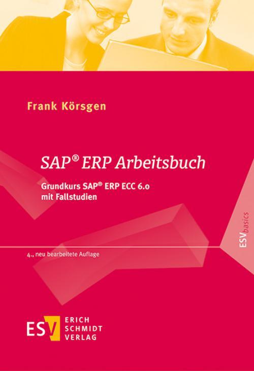 SAP® ERP Arbeitsbuch cover
