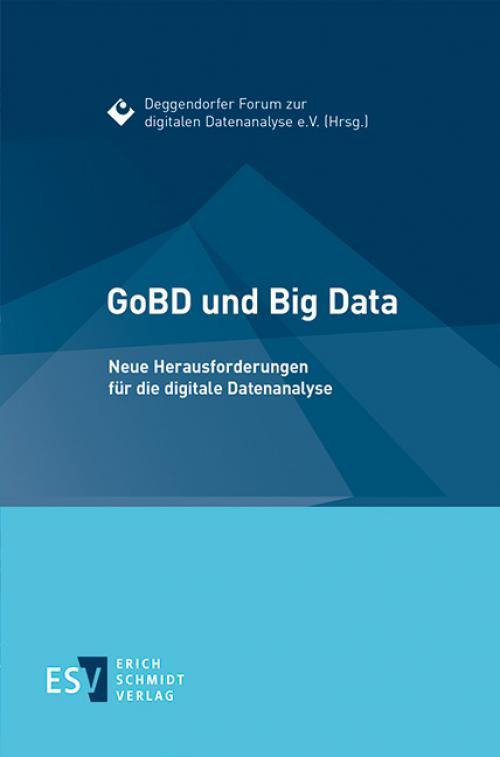 GoBD und Big Data cover