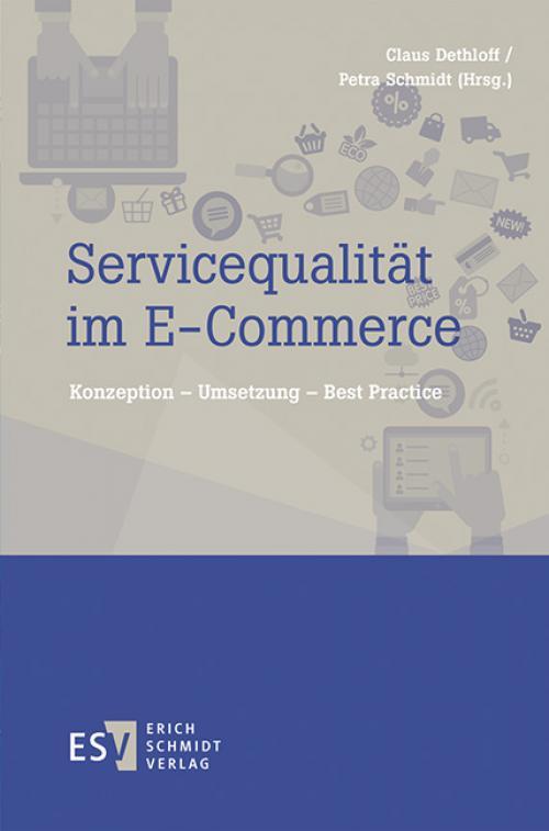 Servicequalität im E-Commerce cover