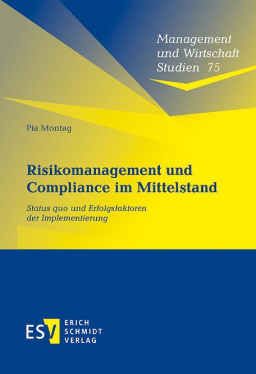 Risikomanagement und Compliance im Mittelstand cover