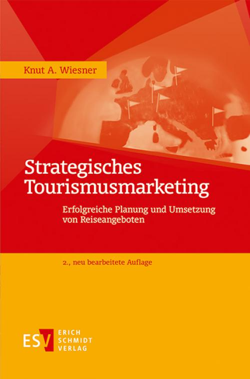 Strategisches Tourismusmarketing cover