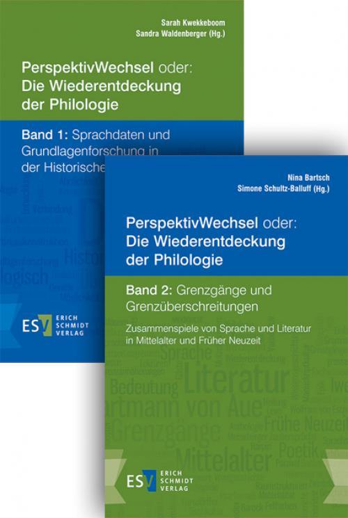PerspektivWechsel oder: Die Wiederentdeckung der Philologie Band 1 und Band 2 im Gesamtpaket cover