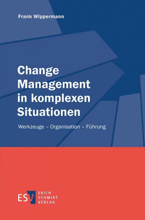 Change Management in komplexen Situationen cover