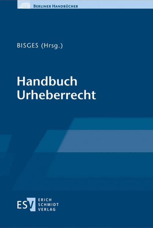 Handbuch Urheberrecht cover