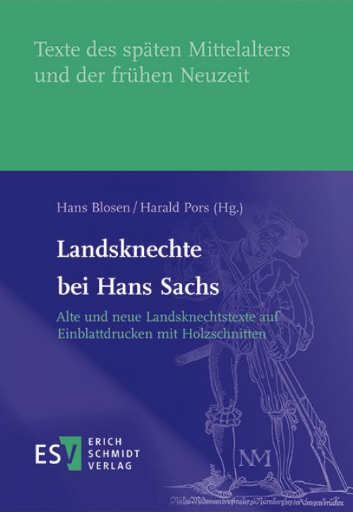 Landsknechte bei Hans Sachs cover