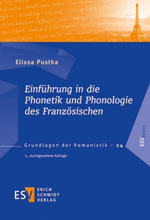 Einführung in die Phonetik und Phonologie des Französischen cover