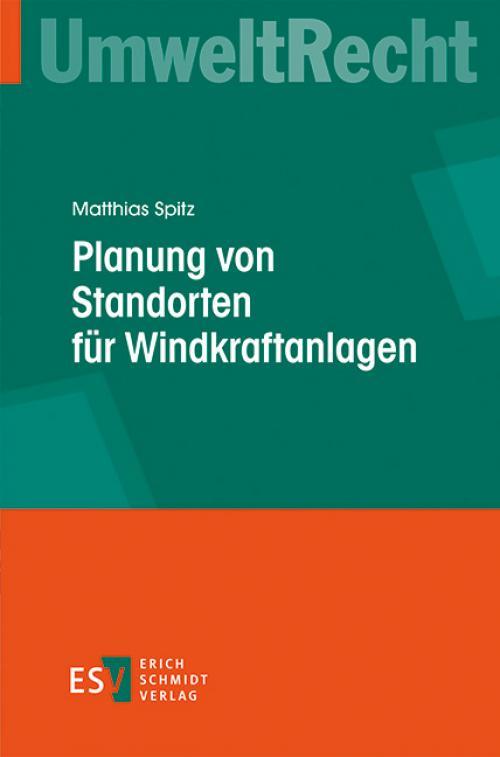Planung von Standorten für Windkraftanlagen cover