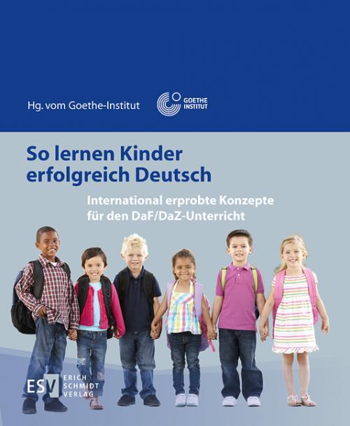 So lernen Kinder erfolgreich Deutsch cover