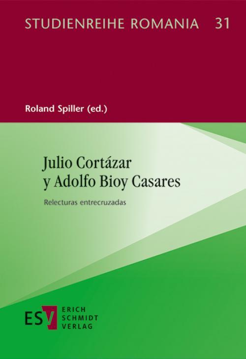 Julio Cortázar y Adolfo Bioy Casares cover