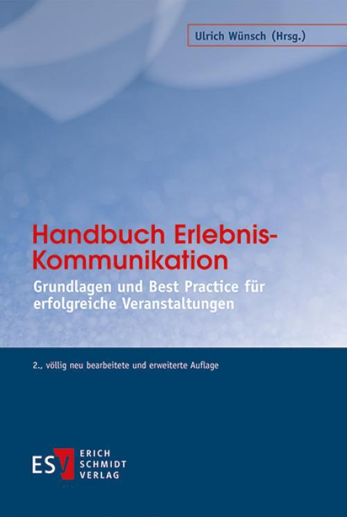 Handbuch Erlebnis-Kommunikation cover