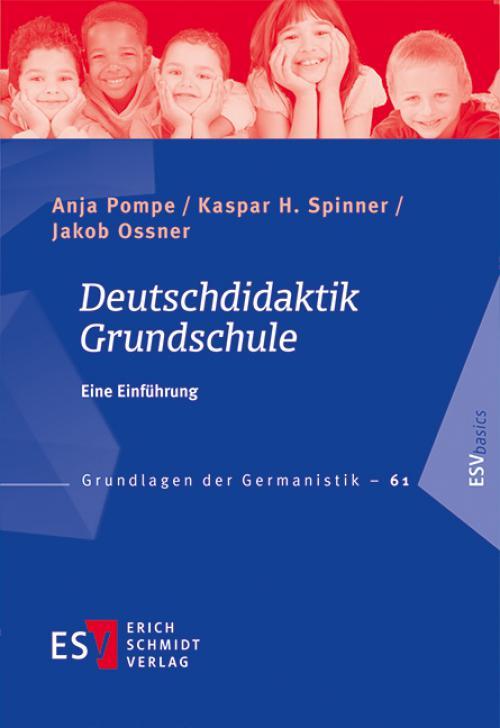 Deutschdidaktik Grundschule cover