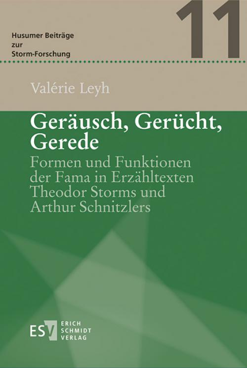 Geräusch, Gerücht, Gerede cover