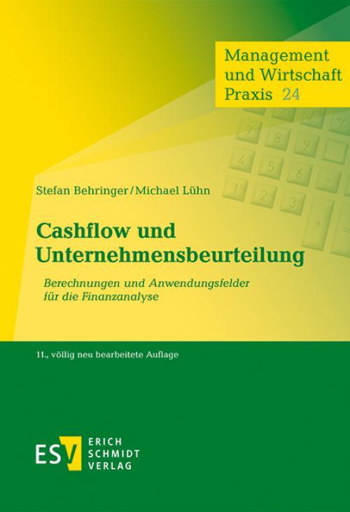 Cashflow und Unternehmensbeurteilung cover