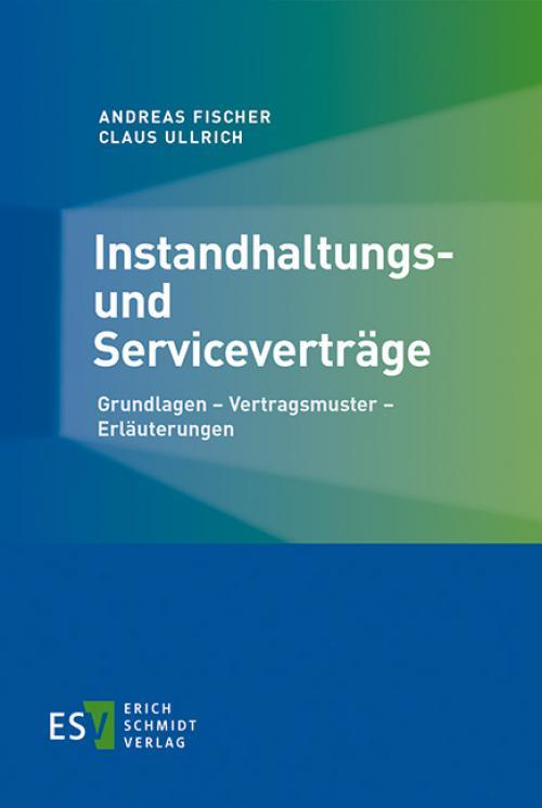 Instandhaltungs- und Serviceverträge cover