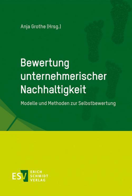 Bewertung unternehmerischer Nachhaltigkeit cover