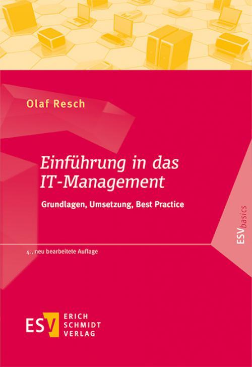 Einführung in das IT-Management cover
