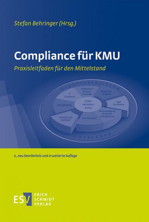 Compliance für KMU cover