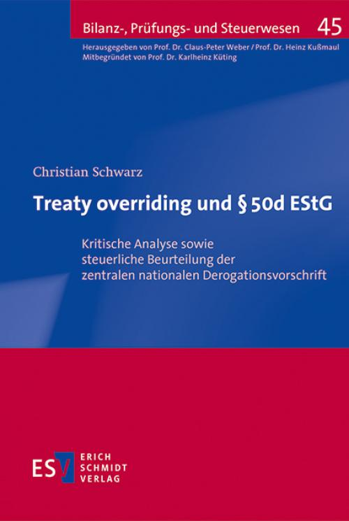 Treaty overriding und § 50d EStG cover