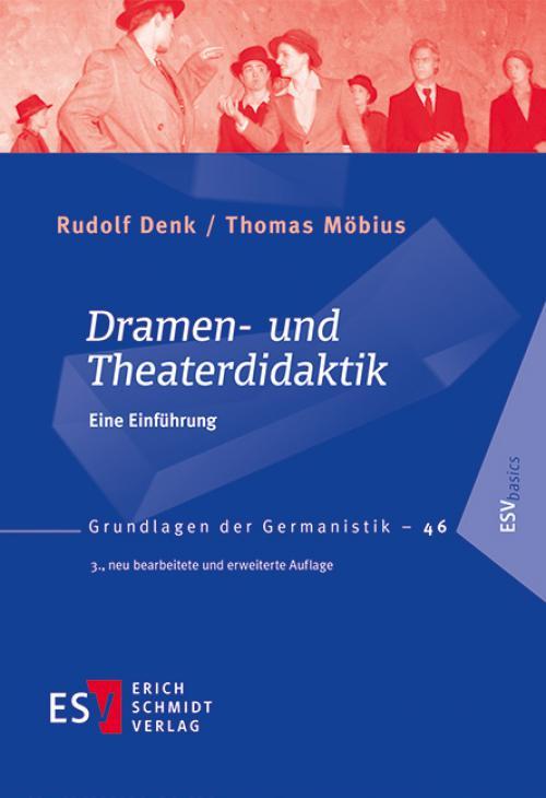 Dramen- und Theaterdidaktik cover