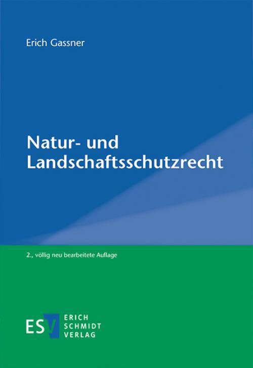 Natur- und Landschaftsschutzrecht cover