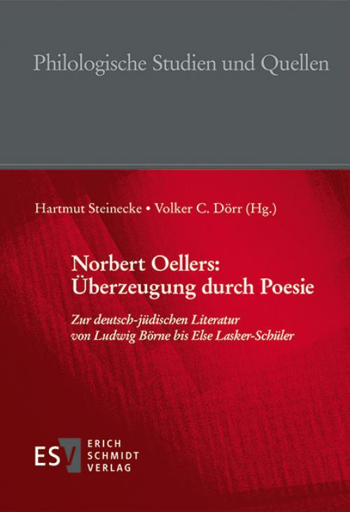 Norbert Oellers: Überzeugung durch Poesie cover