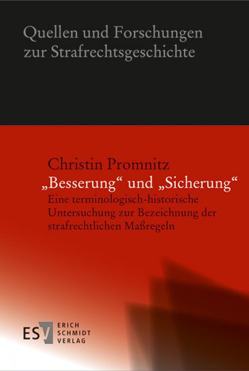 """""""Besserung"""" und """"Sicherung"""" cover"""