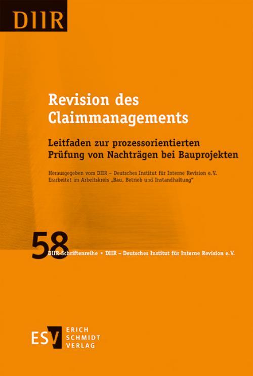 Revision des Claimmanagements cover