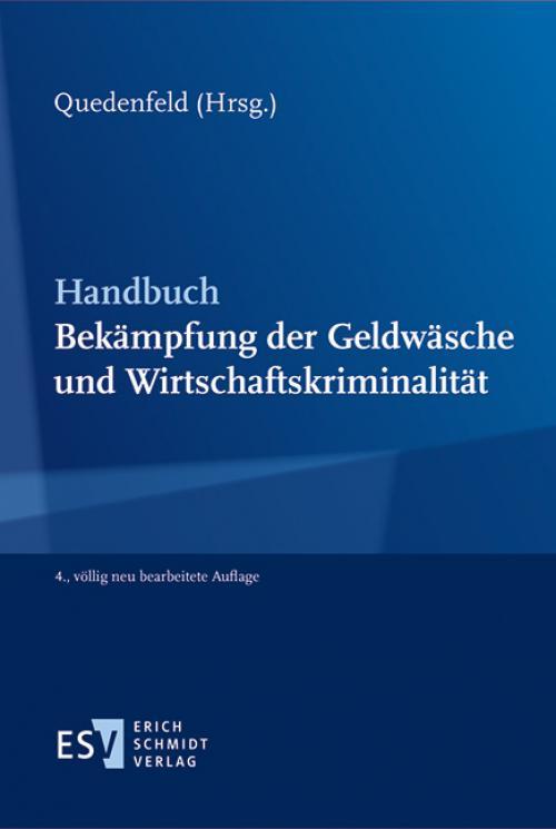 Handbuch Bekämpfung der Geldwäsche und Wirtschaftskriminalität cover