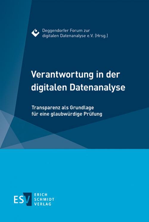 Verantwortung in der digitalen Datenanalyse cover