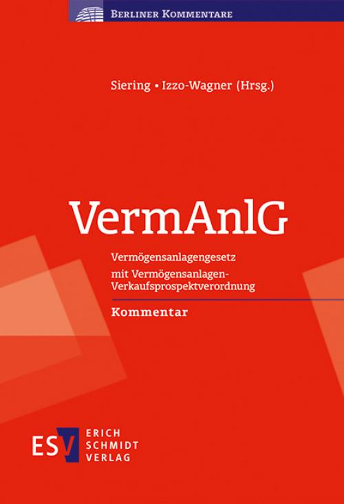VermAnlG cover