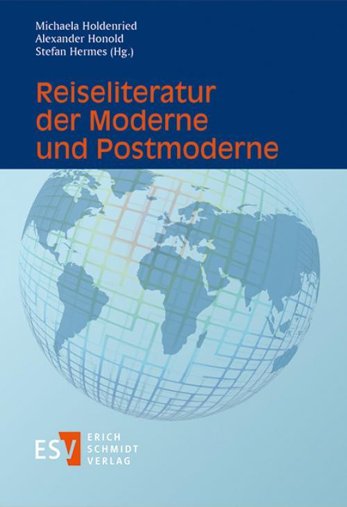 Reiseliteratur der Moderne und Postmoderne cover