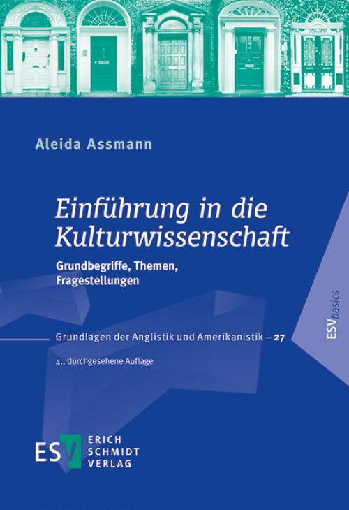 Einführung in die Kulturwissenschaft cover