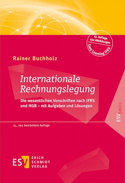 Internationale Rechnungslegung cover