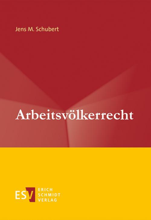 Arbeitsvölkerrecht cover