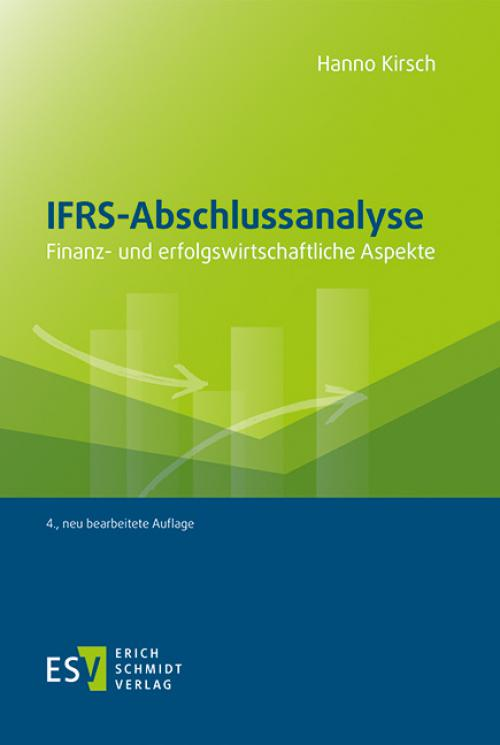 IFRS-Abschlussanalyse cover