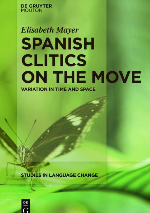Spanish Clitics on the Move cover