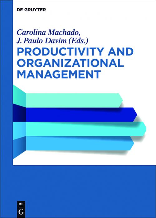 Productivity and Organizational Management cover