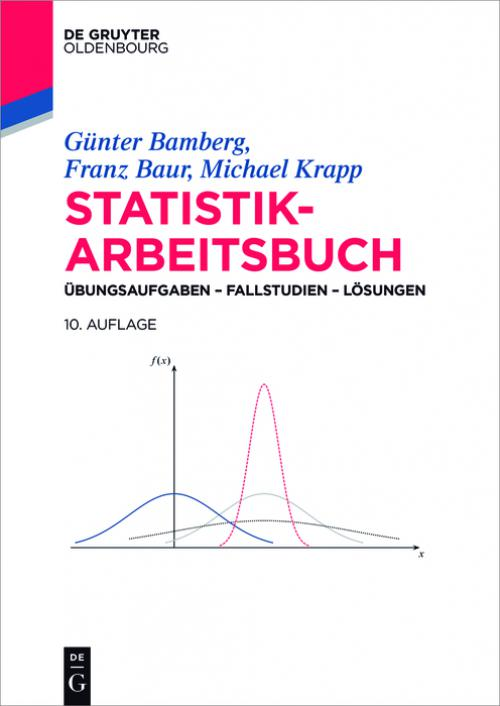Statistik-Arbeitsbuch cover