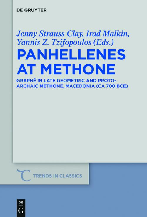 Panhellenes at Methone cover