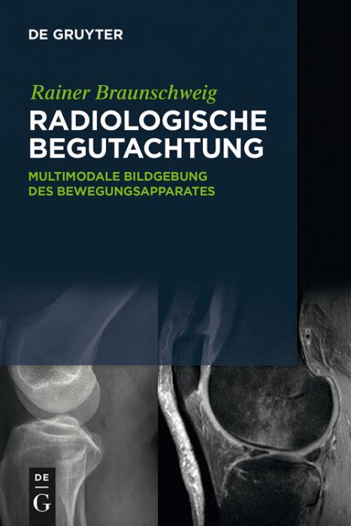 Radiologische Begutachtung cover
