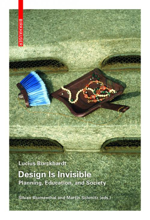 Design Is Invisible cover