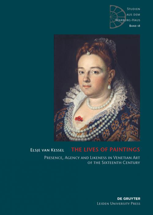 The Lives of Paintings cover