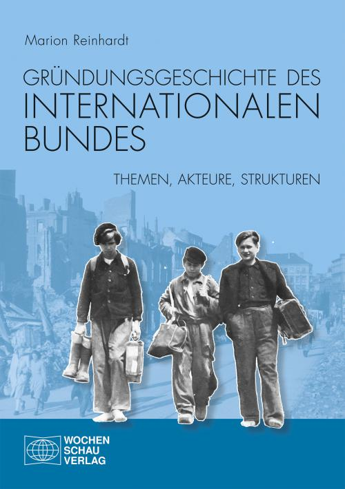 Gründungsgeschichte des Internationalen Bundes cover