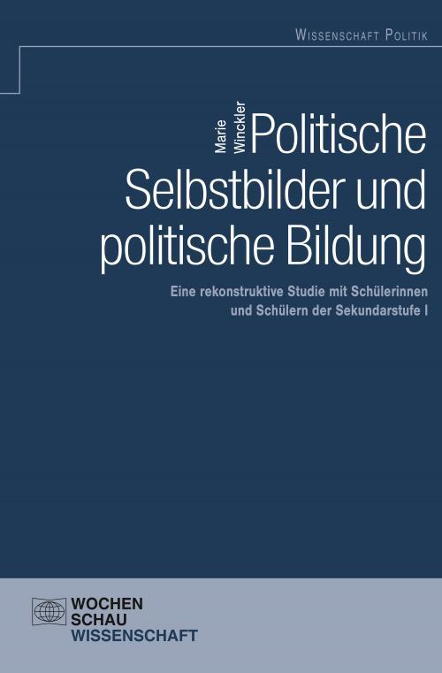 Politische Selbstbilder und politische Bildung cover