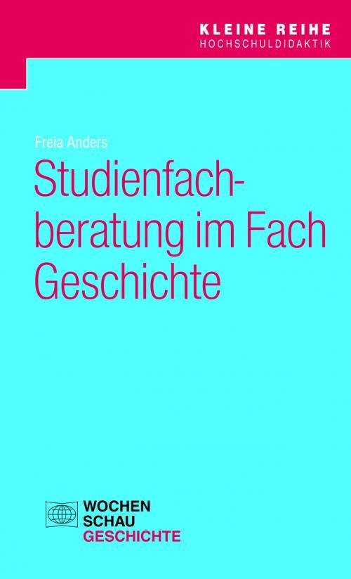 Studienfachberatung im Fach Geschichte cover