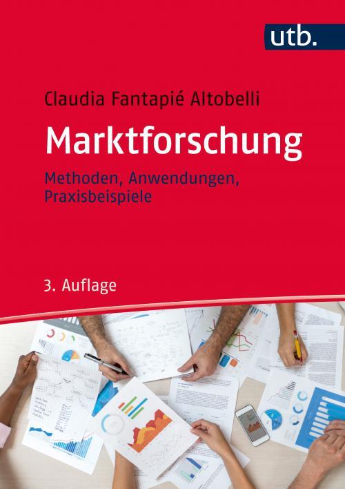 Marktforschung cover