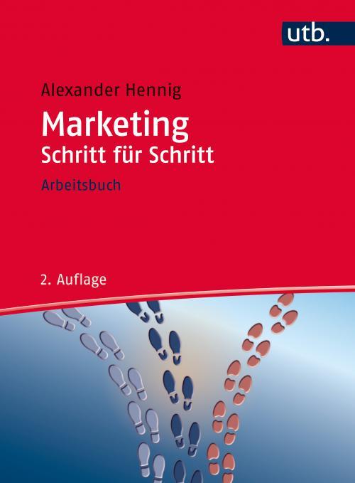 Marketing Schritt für Schritt cover