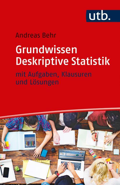 Grundwissen Deskriptive Statistik cover