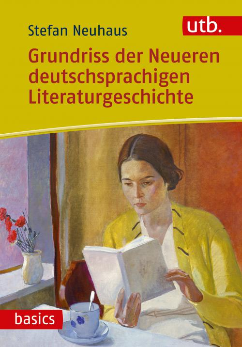 Grundriss der Neueren deutschsprachigen Literaturgeschichte cover