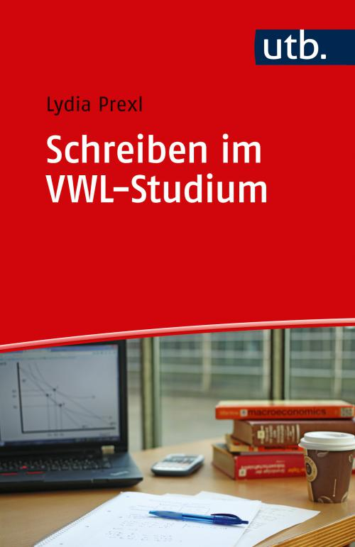 Schreiben im VWL-Studium cover